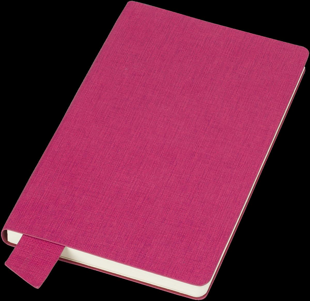 Розовый бизнес-блокнот Provence А5