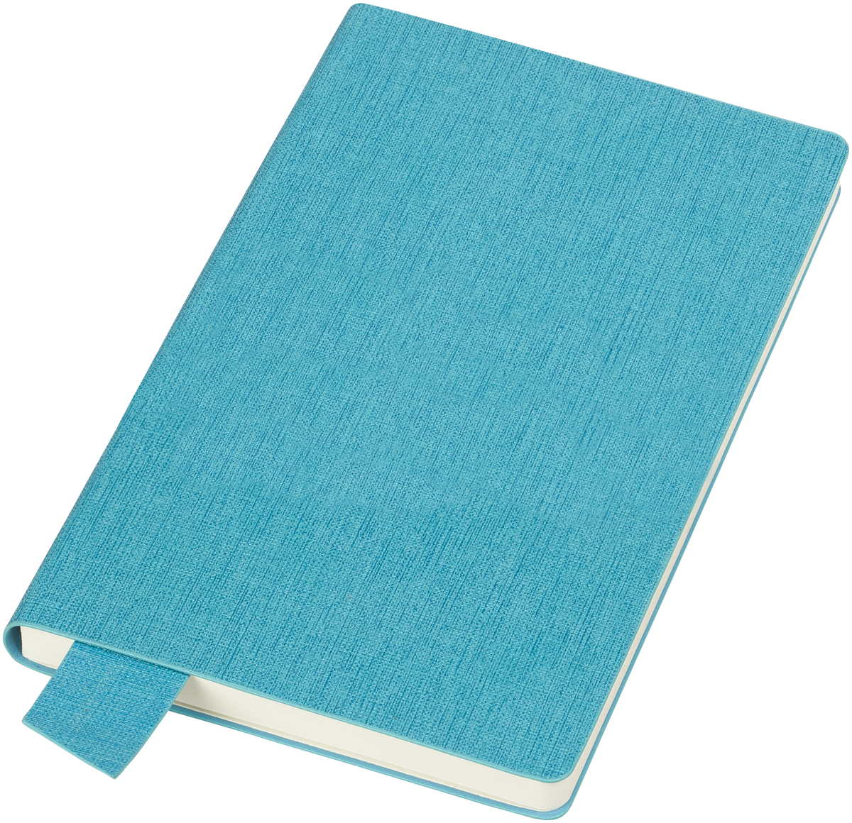 Голубой бизнес-блокнот Provence А5